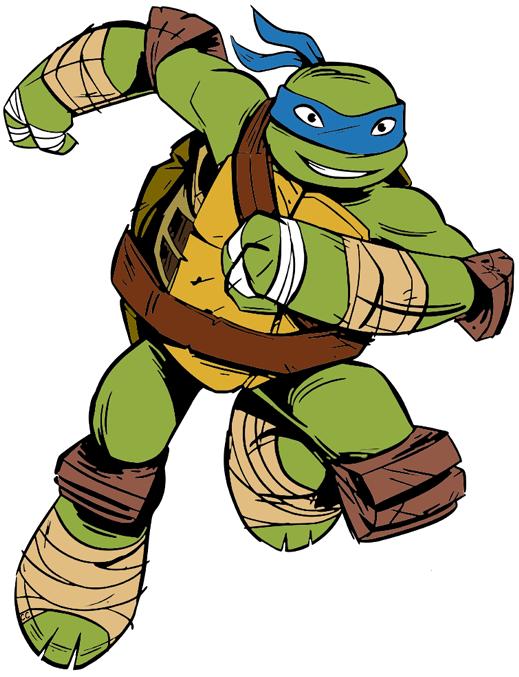 Soldier turtle clipart clip art black and white Teenage Mutant Ninja Turtles Clip Art   Cartoon Clip Art clip art black and white