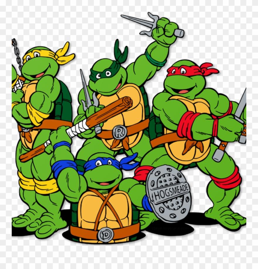 Teenage mutant ninja turtles free clipart clip library stock Tmnt Clipart Free Ninja Turtle Clipart At Getdrawings - Png Download ... clip library stock