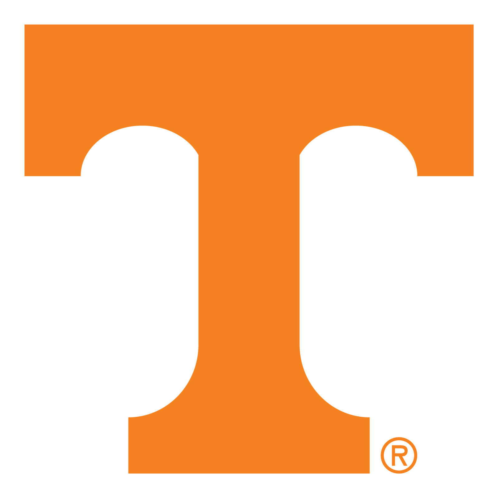 Clipart tn vols logo black and white. Ut enhances brand across