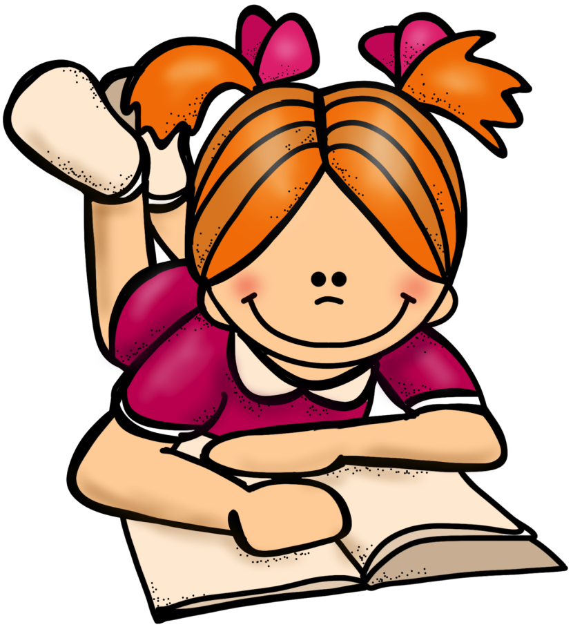 Clipart to read a book png black and white library daily-5-read-to-self-clipart-free-clipart-images-830x908.png (830 ... png black and white library