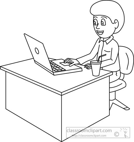 To use the computer clipart black and white clip art free stock Free Black and White Technology Outline Clipart - Clip Art Pictures ... clip art free stock