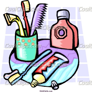Tollitries clipart picture freeuse download toiletries Vector Clip art | Clipart Panda - Free Clipart Images picture freeuse download