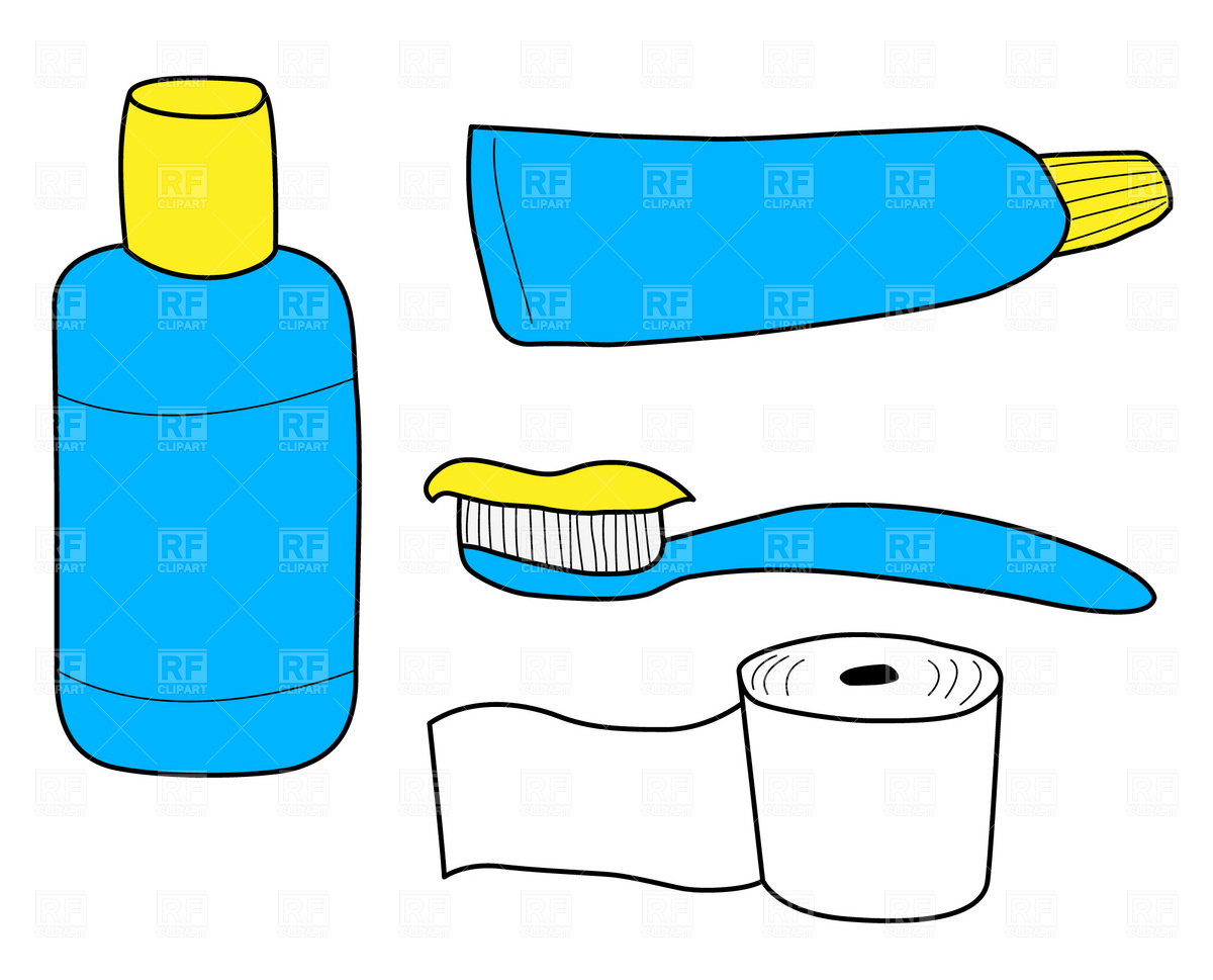 Tollitries clipart picture freeuse Toiletries clipart 4 » Clipart Station picture freeuse