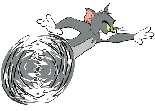 Clipart tom and jerry. Clip art