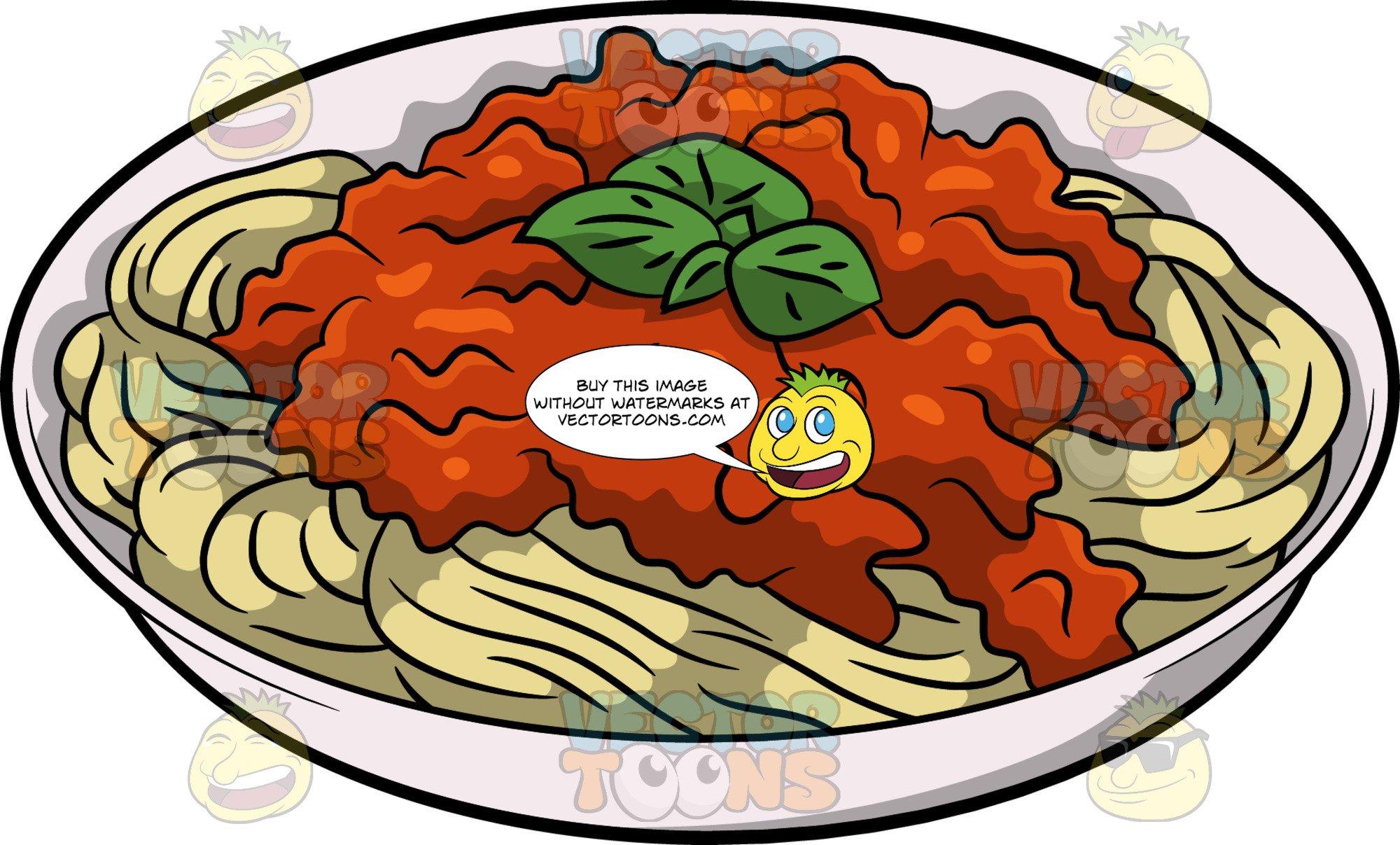 Clipart tomato sauce jpg freeuse Spaghetti With Tomato Sauce jpg freeuse