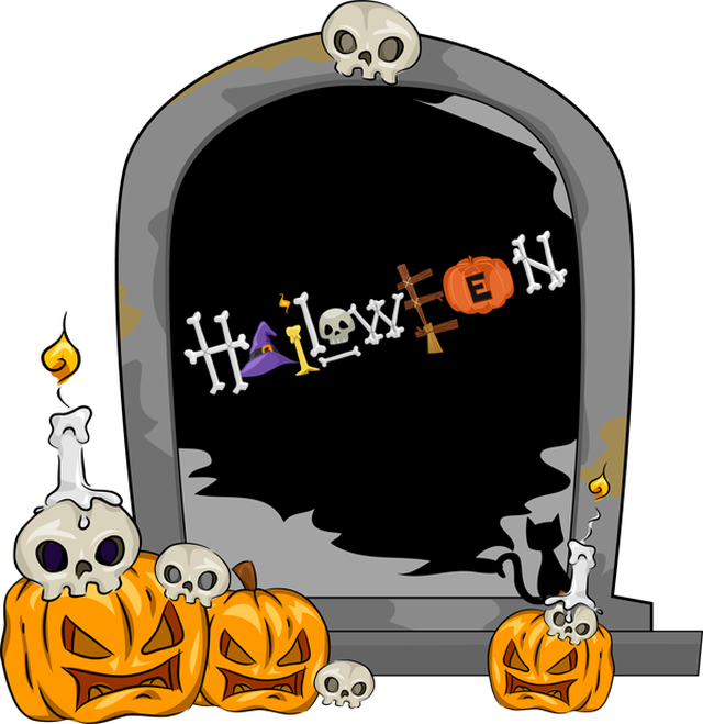 Clipart tombstone halloween picture transparent download Great Clip Art For Halloween: Halloween Tombstone | Halloween and ... picture transparent download