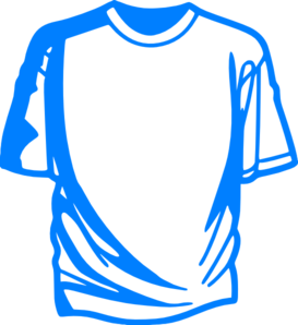 Clipart tope png free library Light Blue T-shirt PNG, SVG Clip art for Web - Download Clip Art ... png free library