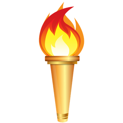 Toarch clipart clip library download Olympic Torch Clipart transparent PNG - StickPNG clip library download