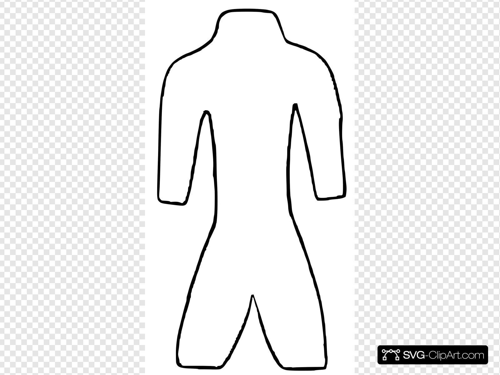 Clipart torso vector transparent download Torso Lg Clip art, Icon and SVG - SVG Clipart vector transparent download