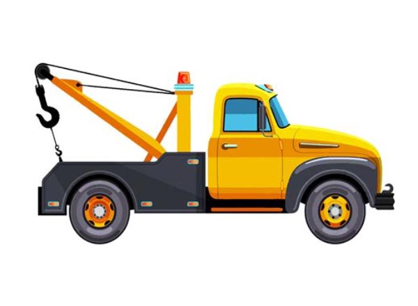 Clipart tow trucks clip library library Tow Truck Clip Art Cartoon Pictures - Clipart1001 - Free Cliparts clip library library