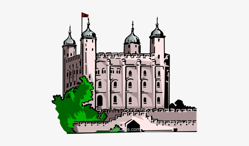 Clipart tower of london image royalty free download Tower Of London Royalty Free Vector Clip Art Illustration - Tower Of ... image royalty free download