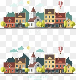 Clipart towns picture royalty free stock Clipart towns 7 » Clipart Portal picture royalty free stock