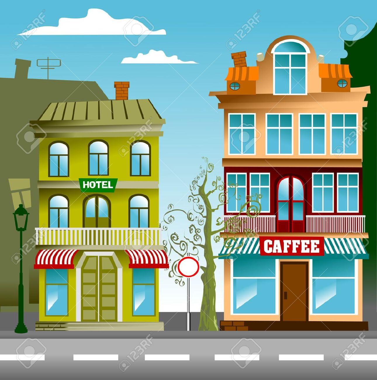 On the town clipart png royalty free library Town Clip Art Free | Clipart Panda - Free Clipart Images png royalty free library