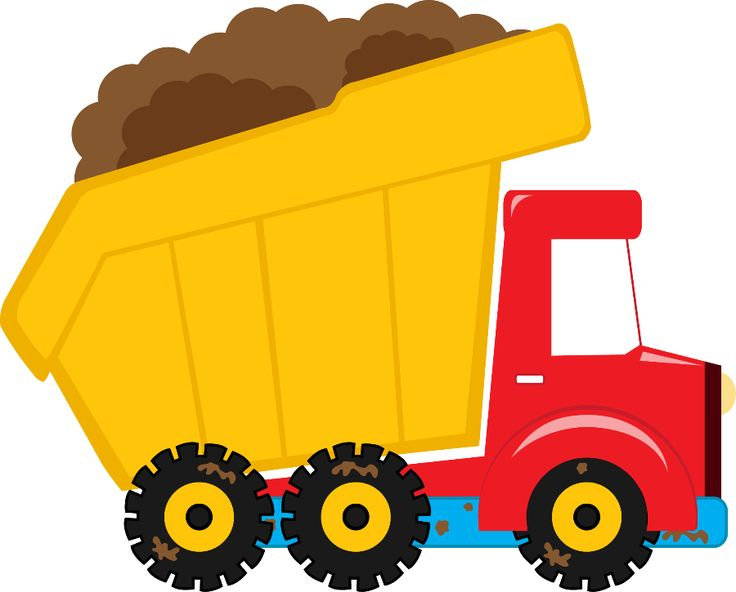 Toy Truck Clipart | Free download best Toy Truck Clipart on ... transparent download