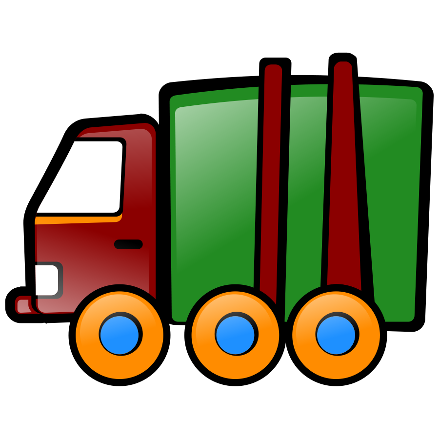 Toy Truck Clipart | Clipart | Clipart Panda - Free Clipart Images svg black and white library