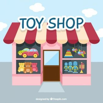 Toy shop clipart clipart black and white download Toy shop | Layout II | Source and Inspiration | Shopping, Toys shop ... clipart black and white download