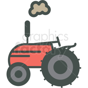 Tractor icon clipart svg freeuse library tractor clipart - Royalty-Free Images | Graphics Factory svg freeuse library