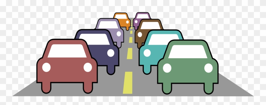 Clipart traffic jam png freeuse stock Cars Computer Icons Traffic Congestion Windows Metafile - Traffic ... png freeuse stock