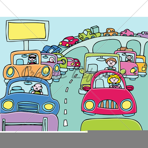 Clipart traffic jam graphic free Traffic Jam Clipart Free | Free Images at Clker.com - vector clip ... graphic free