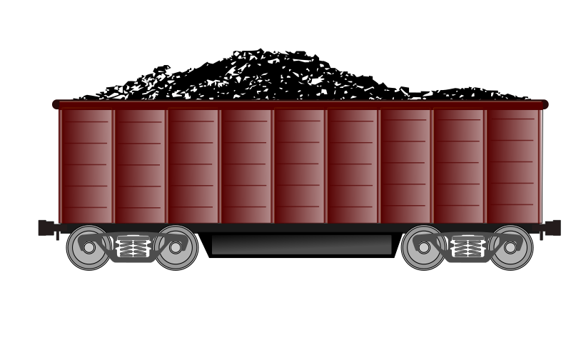 Clipart train car graphic transparent Clipart - Coal wagon graphic transparent