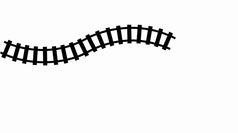 Train track clipart images vector black and white library Free Train Track Cliparts, Download Free Clip Art, Free Clip Art on ... vector black and white library