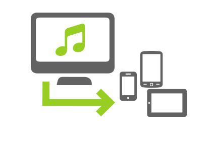 Top 20 Alternatives to iTunes: Free Download the best iTunes ... image royalty free stock