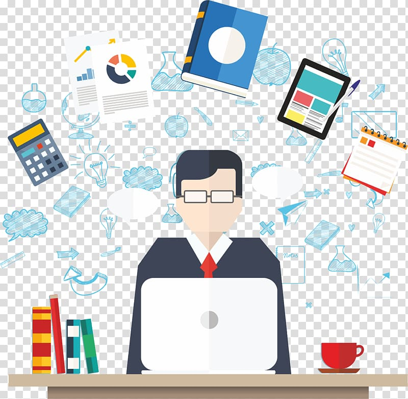 Virtual training clipart black and white Learning Educational technology Apprendimento online Training, class ... black and white