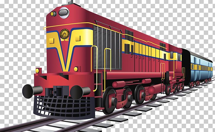 Clipart transportation train image free download Rail Transport Train Indian Railways Rail Budget Ministry Of ... image free download
