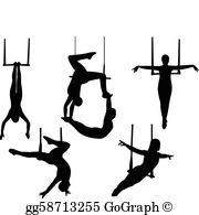 Clipart trapeze image free stock Trapeze Clip Art - Royalty Free - GoGraph image free stock