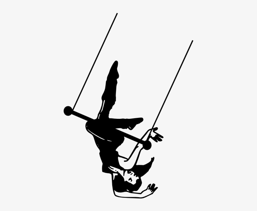 Clipart trapeze jpg freeuse Dancer Converted To Trapeze Artist Clip Art - Trapeze Clip Art ... jpg freeuse