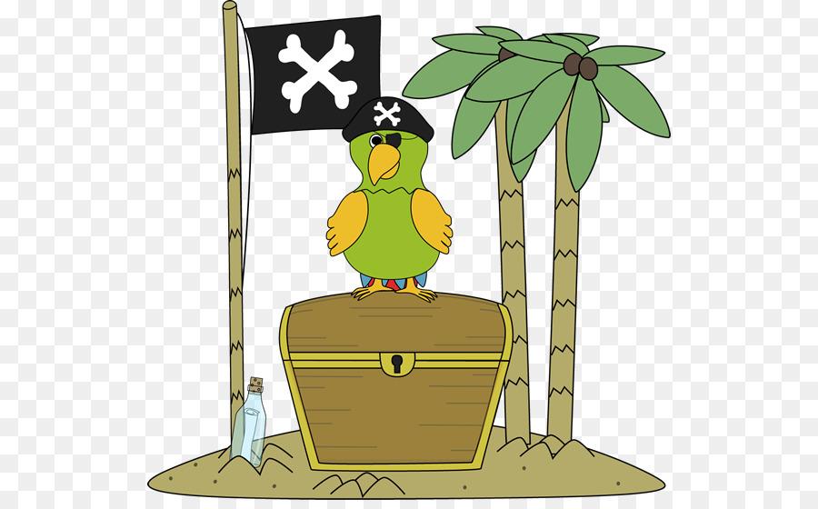 Clipart treasure island clip stock Pirate Cartoon png download - 576*550 - Free Transparent Treasure ... clip stock