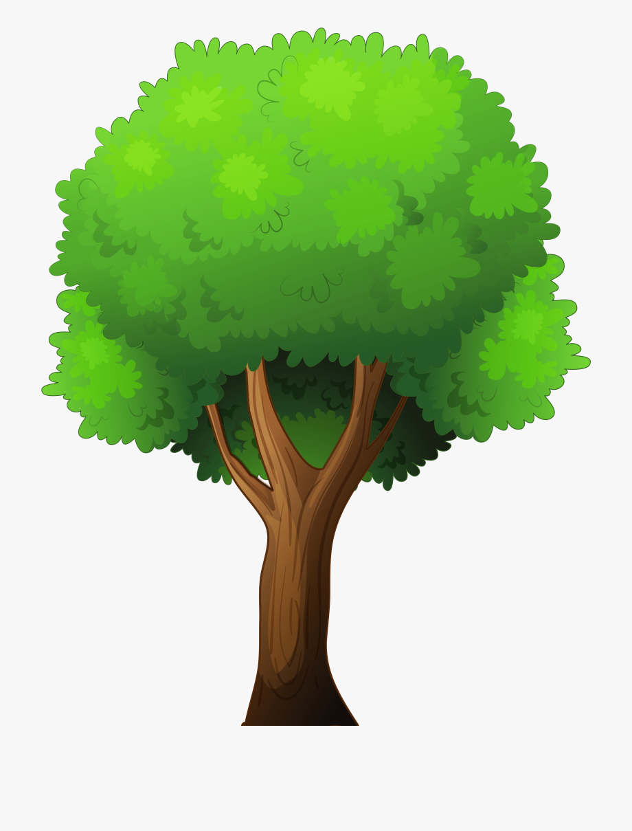 Clipart tree background svg royalty free stock Tree Png Clip Art - Transparent Background Tree Clipart Png ... svg royalty free stock