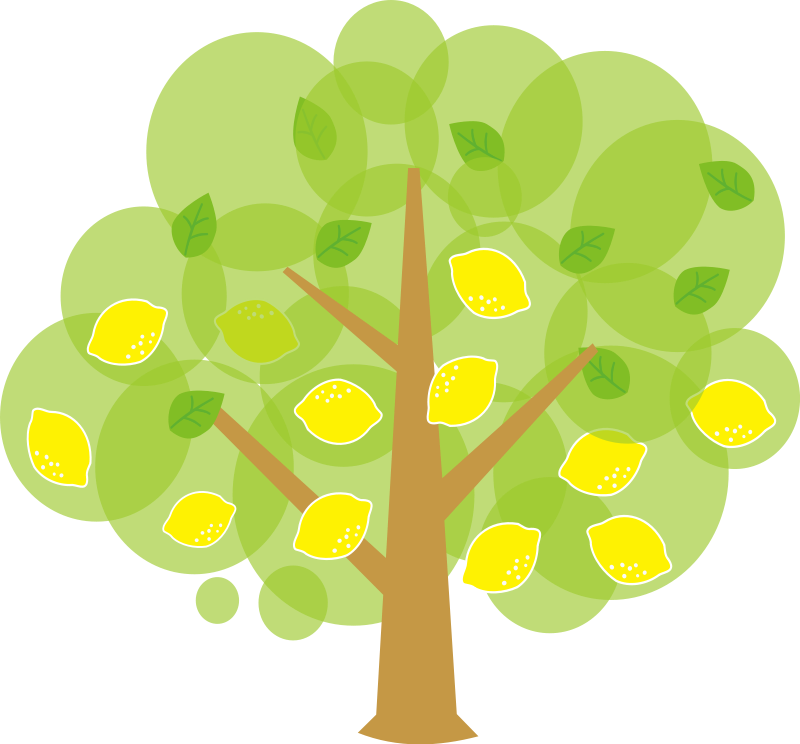 Cute tree clipart vector transparent download Cute Tree Free Clipart vector transparent download