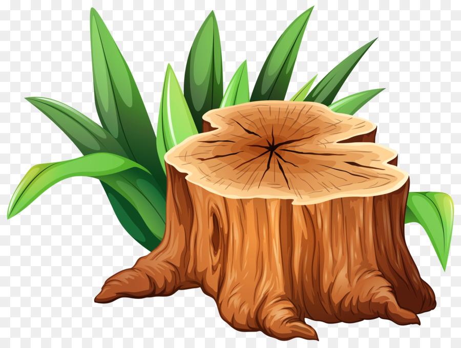 Clipart tree stump image free stock Tree stump Trunk Clip art - stump png download - 4000*3009 - Free ... image free stock