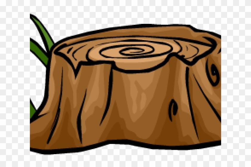 Clipart tree stump clip library stock Cartoon Tree Stump - Tree Stumps Clip Art, HD Png Download - 640x480 ... clip library stock