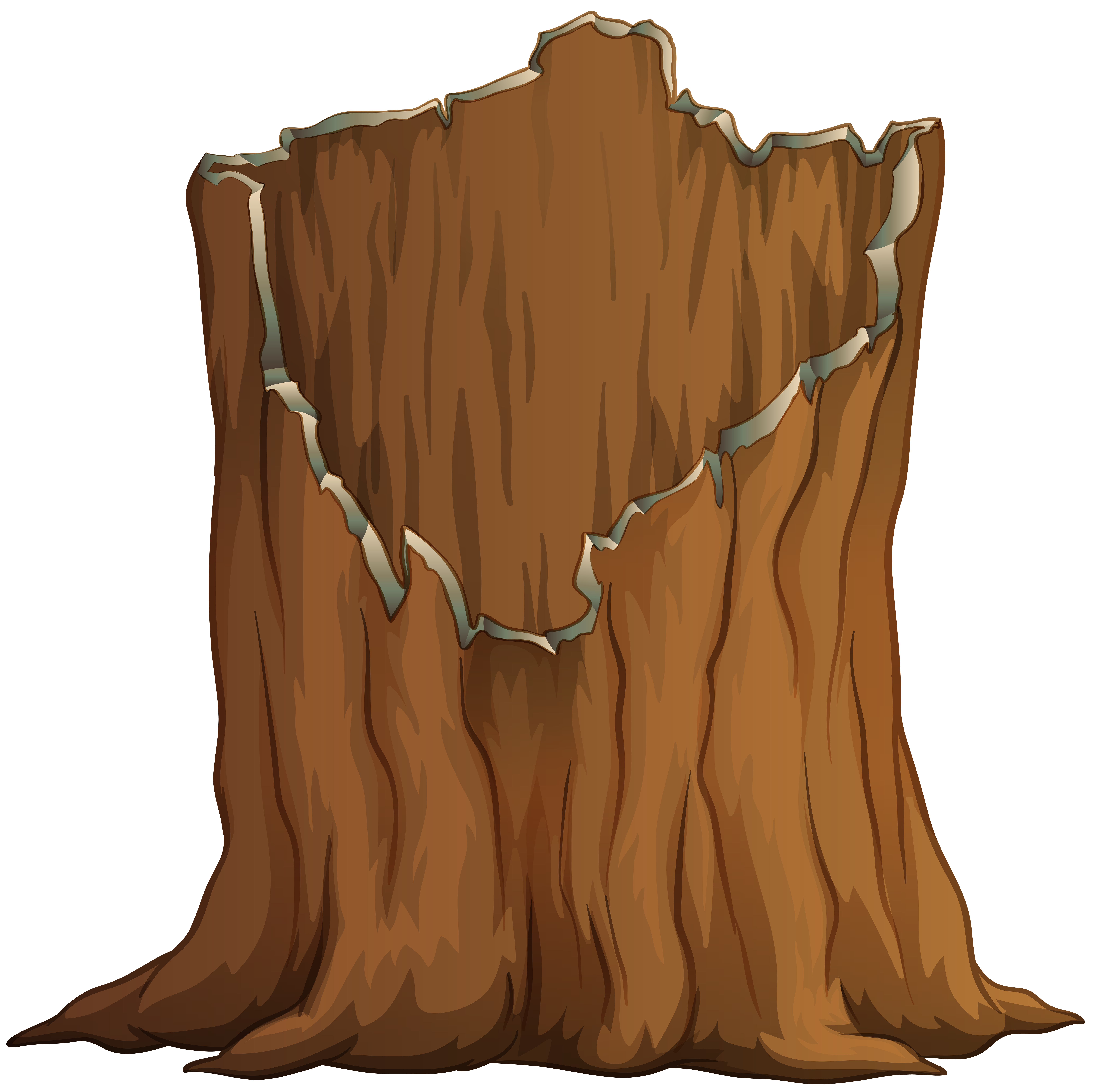 Clipart tree stump graphic free Tree Stump PNG Transparent Clip Art Image | Gallery Yopriceville ... graphic free