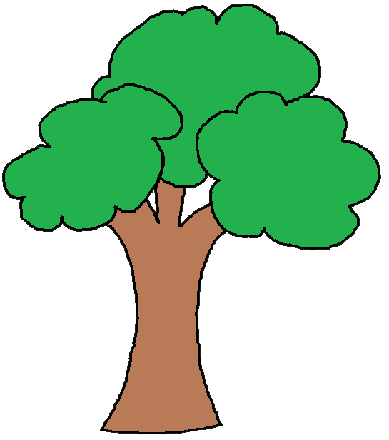 Clipart apple background png free Apple Tree Clipart - Clipart Kid png free