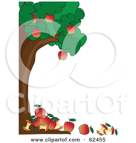 Clipart tree with apples vector free download Royalty-Free (RF) Apple Tree Clipart, Illustrations, Vector ... vector free download