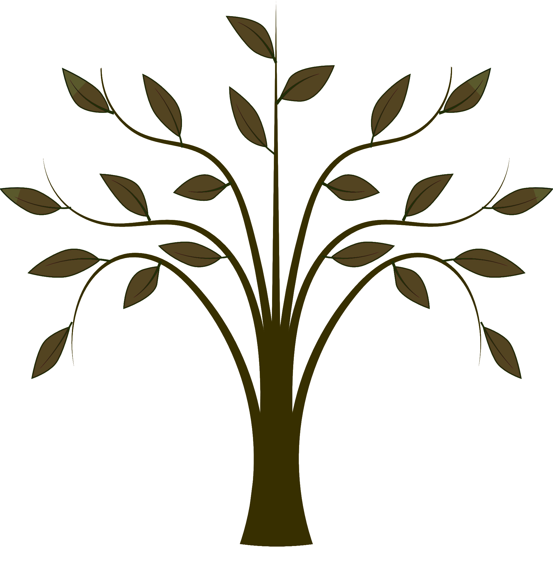 Tree of knowledge clipart clip art black and white library ATREE in news: April 2016 clip art black and white library