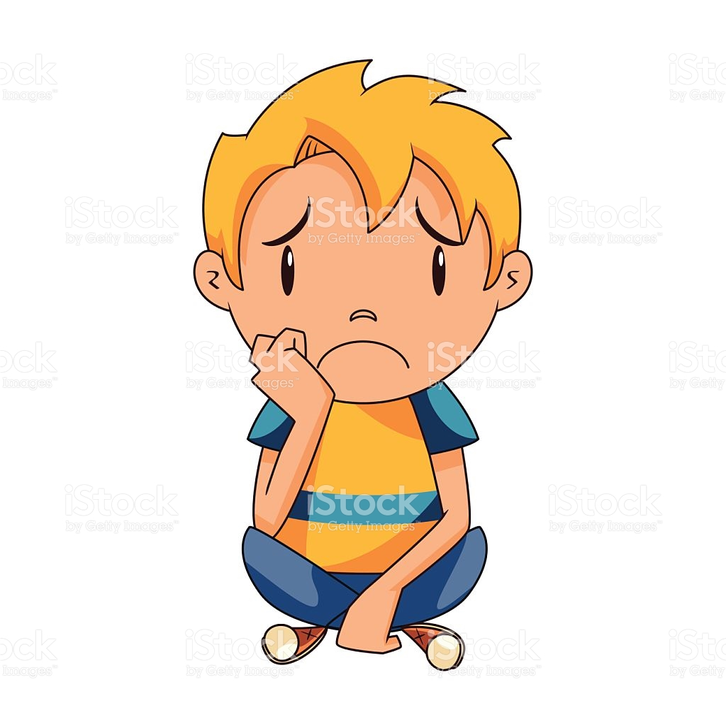 Clipart triste clip art royalty free library Enfant triste clipart 3 » Clipart Station clip art royalty free library