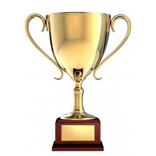 Clipart trophies picture black and white Winner Clipart Trophies picture black and white