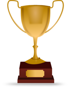 Clipart trophies png free download Trophy Clip Art at Clker.com - vector clip art online, royalty free ... png free download