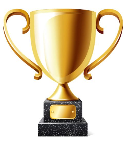 Clipart trophies vector royalty free download Trophy Clip Art Free Clipart Panda Free Clipart Images ... vector royalty free download