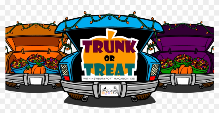 Clipart trunk or treat picture transparent download 28 Collection Of Trunk Or Treat Car Clipart - Trunk Or Treat, HD Png ... picture transparent download