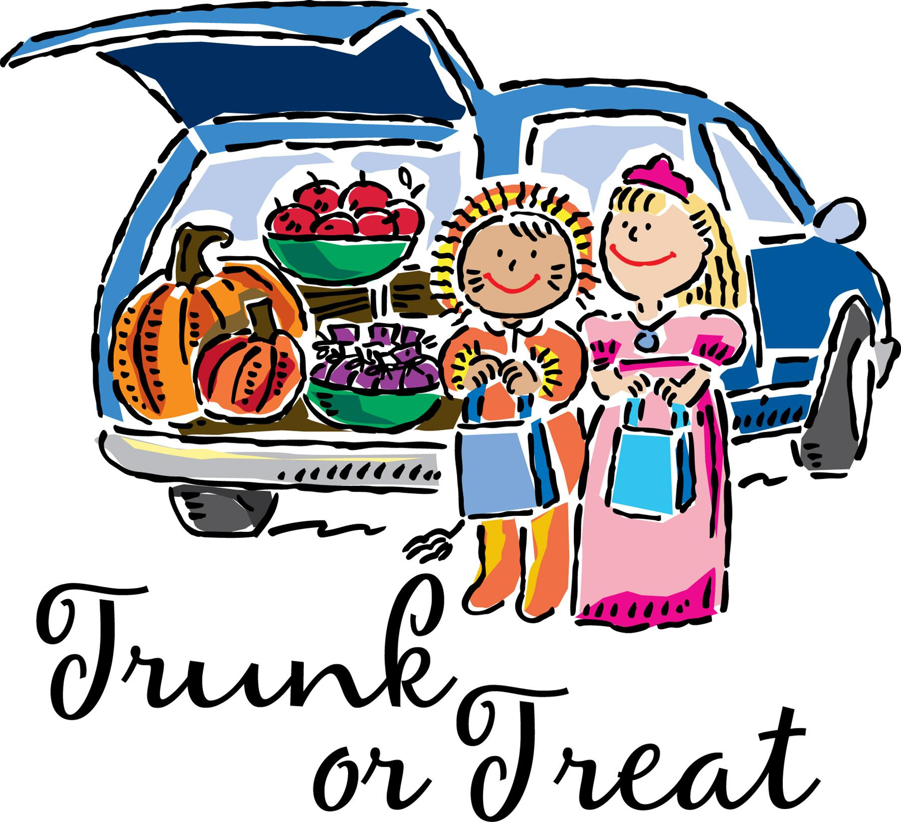 Clipart trunk or treat picture freeuse Free Trunk Or Treat Clipart, Download Free Clip Art, Free Clip Art ... picture freeuse