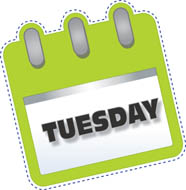Clipart tuesday graphic free download Free Tuesday Cliparts, Download Free Clip Art, Free Clip Art on ... graphic free download