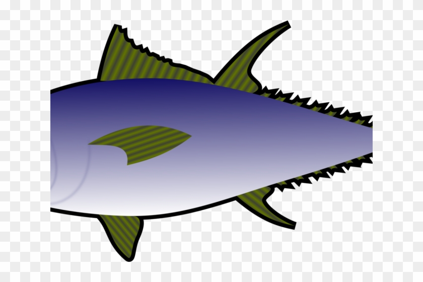 Clipart tuna clipart freeuse stock Tuna Clipart Tuna Fish - Tuna Fish Clip Art, HD Png Download ... clipart freeuse stock
