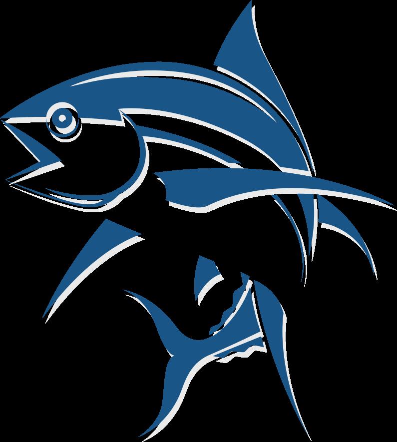 Free clipart tuna fish free library Tuna Fishing Fish as food - Cartoon fish logo 795*885 transprent Png ... free library
