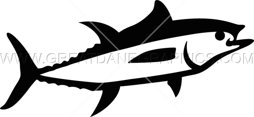 Clipart tuna fish black and white svg royalty free library Funky Tuna | Production Ready Artwork for T-Shirt Printing svg royalty free library