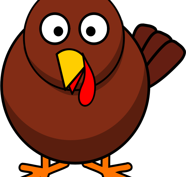 Turkey clipart easy banner royalty free Free Printable Thanksgiving Clipart at GetDrawings.com | Free for ... banner royalty free